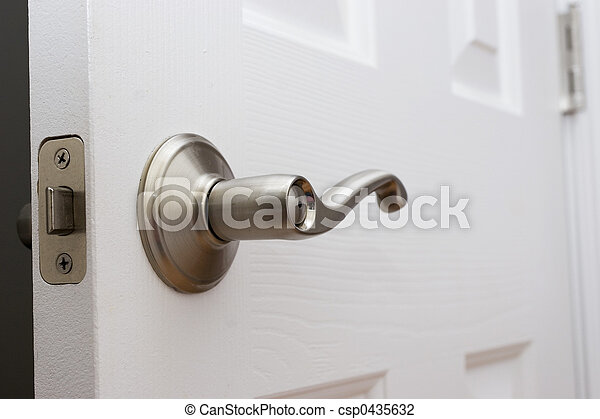 Lever door handle - csp0435632