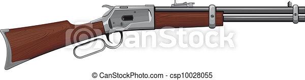 Lever Rifle - csp10028055