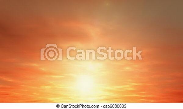 levers de soleil - csp6080003