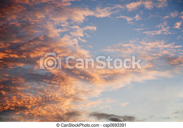 levers de soleil - csp0693391