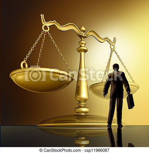 ley, abogado - csp11966087
