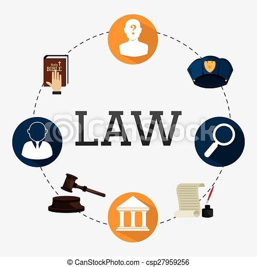 Diseño de leyes. - csp27959256