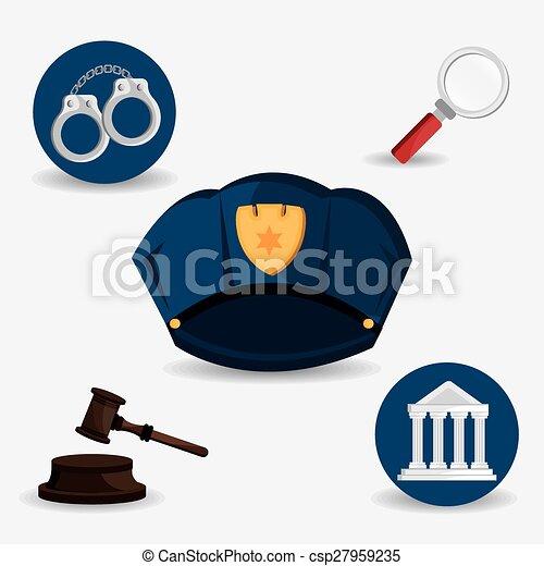 Diseño de leyes. - csp27959235