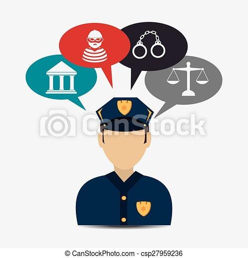 Diseño de leyes. - csp27959236