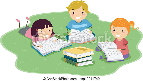 lezende , geitjes - csp10941749