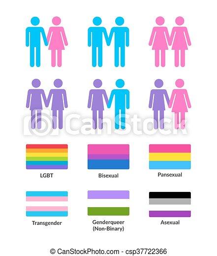 Non binary homosexual relationship