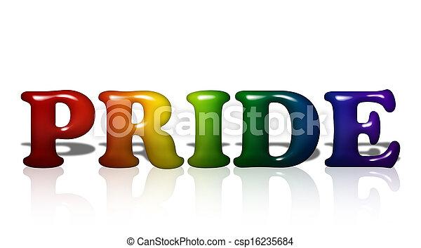 LGBT Pride - csp16235684