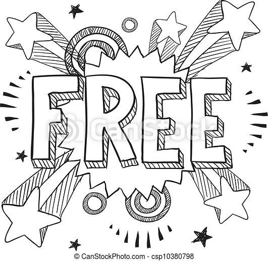 libero, pop, fondo, icona - csp10380798