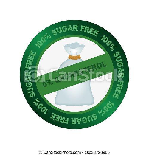 libero, zucchero - csp33728906