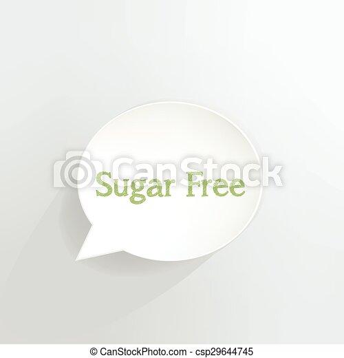 libero, zucchero - csp29644745
