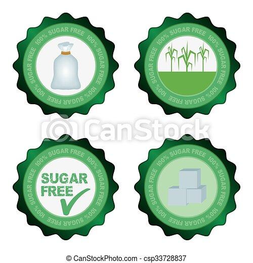 libero, zucchero - csp33728837