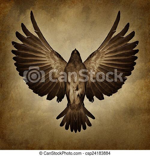 liberté, ailes - csp24183884