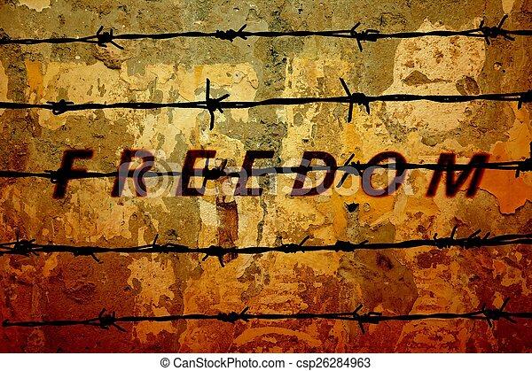 liberté - csp26284963