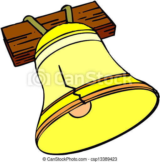 liberty bell vector illustration search clipart drawings and rh canstockphoto com liberty bell clipart free Liberty Bell Graphic