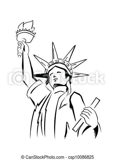 Liberty - csp10086825