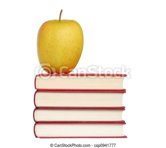 libri, mela - csp0941777