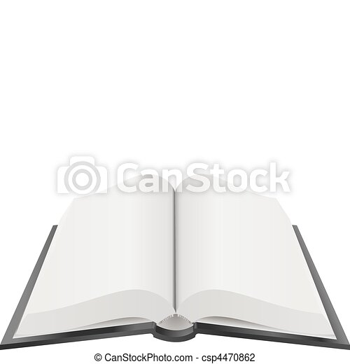 Ilustración de libros - csp4470862