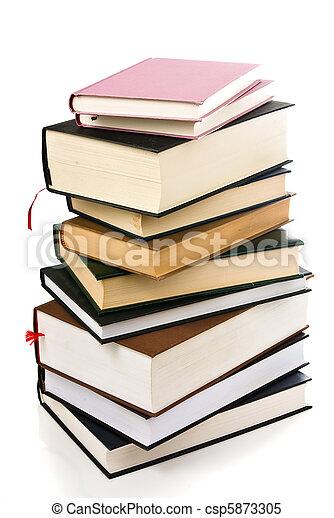 Libros - csp5873305