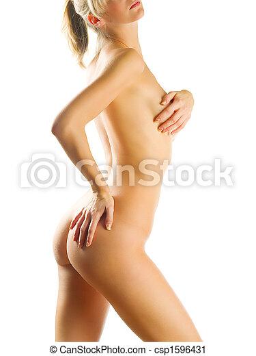 lichaam, mijn, sensueel - csp1596431