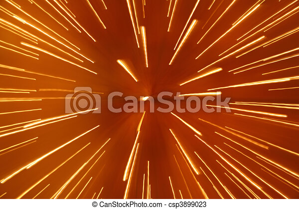 licht, abstrakt, geschwindigkeit, hintergrund - csp3899023