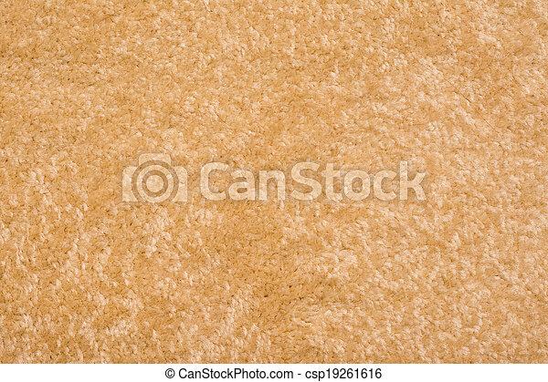 licht, beige, beschaffenheit, teppich - csp19261616