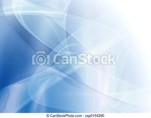 Spuren leuchtendes Licht - csp0154290
