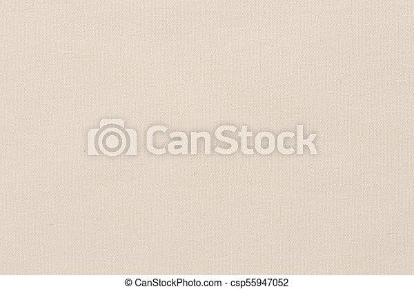Leichte beige Gewebe-Struktur. - csp55947052