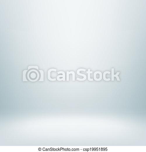 licht, studio, kamer - csp19951895