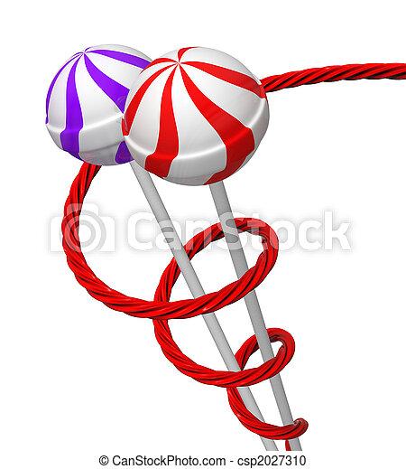 licorice and lollipop 2 - csp2027310