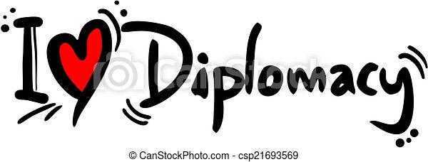 Diplomatenliebe - csp21693569