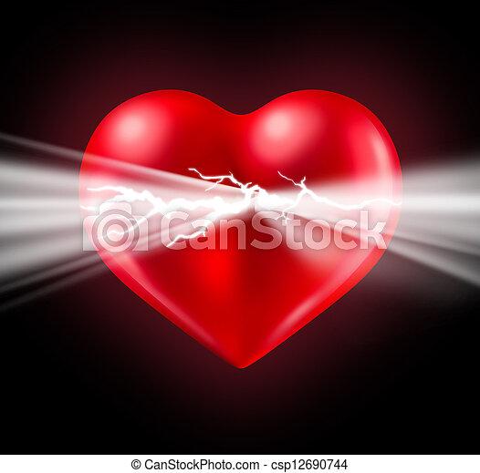 liefde, macht - csp12690744