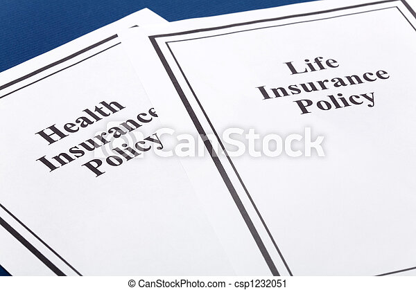 Life and Health Insurance - csp1232051