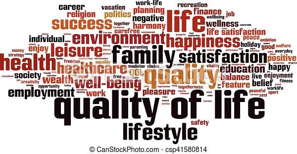 Calidad de vida-horizon.eps - csp41580814