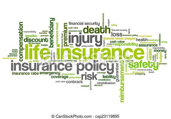 Life insurance - csp23119895