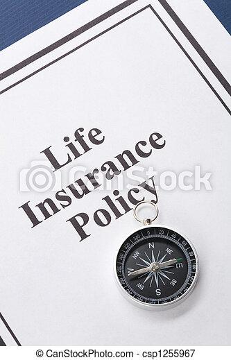 Life Insurance - csp1255967