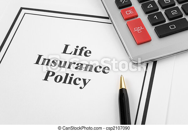 Life Insurance Policy - csp2107090