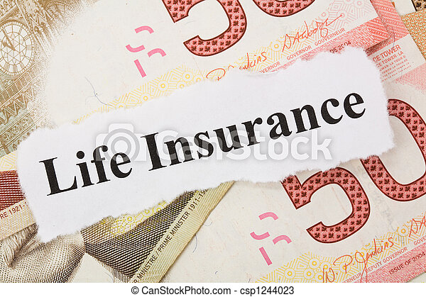 Life Insurance - csp1244023