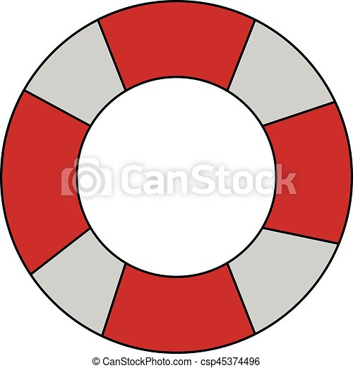 life preserver icon image vector illustration design eps vectors rh canstockphoto com life preserver clipart free