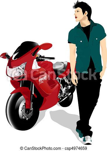 Life Style - csp4974659