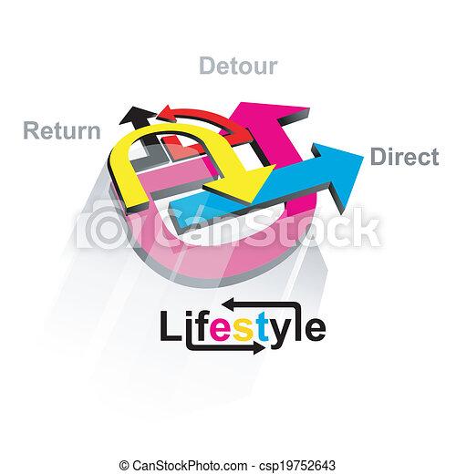 Life Style - csp19752643