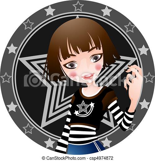 Life Style - csp4974872