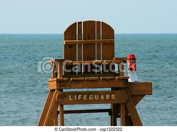 Lifeguard Stand 1 - csp1222322