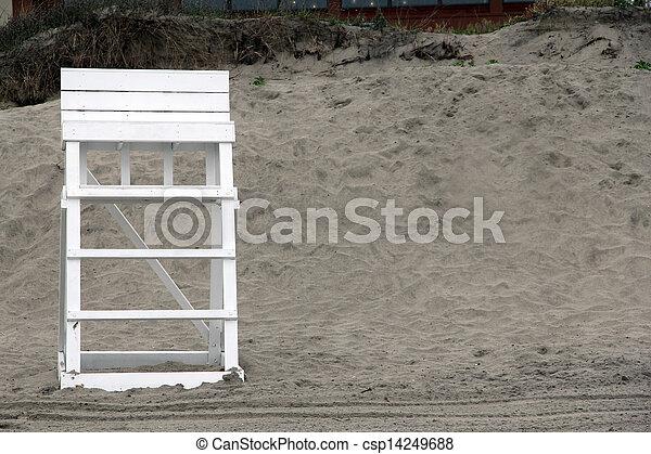 Lifeguard Stand - csp14249688