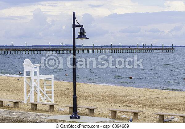 Lifeguard Stand - csp16094689