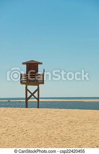 lifeguard stand - csp22420455