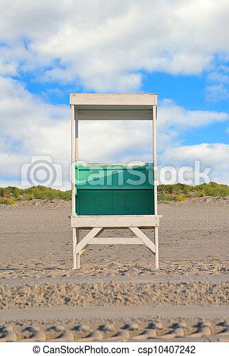 Lifeguard Stand - csp10407242