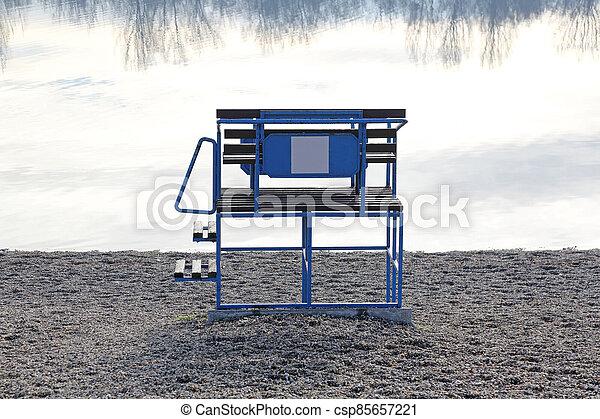 Lifeguard Stand - csp85657221