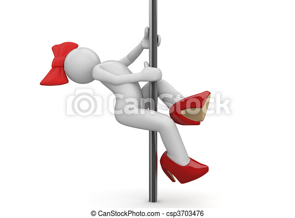 Lifestyle collection - Stripper - csp3703476