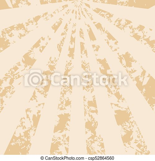 Light Beige Vintage Background With Rays