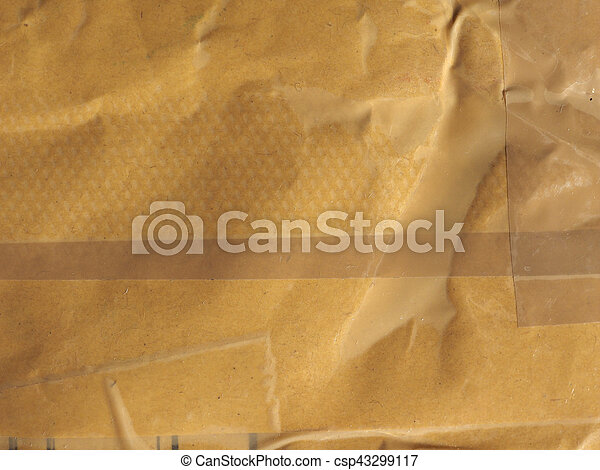 Light Brown Paper Surface Background